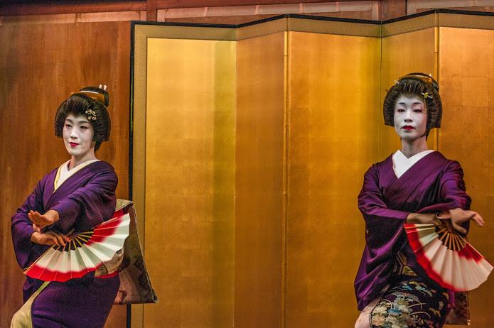 Asakusa's Geisha