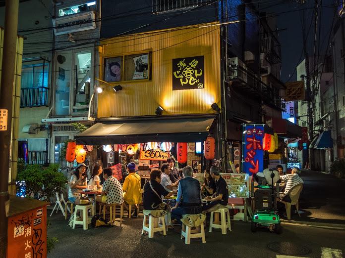 Asakusa Izakaya Bars and Nightlife