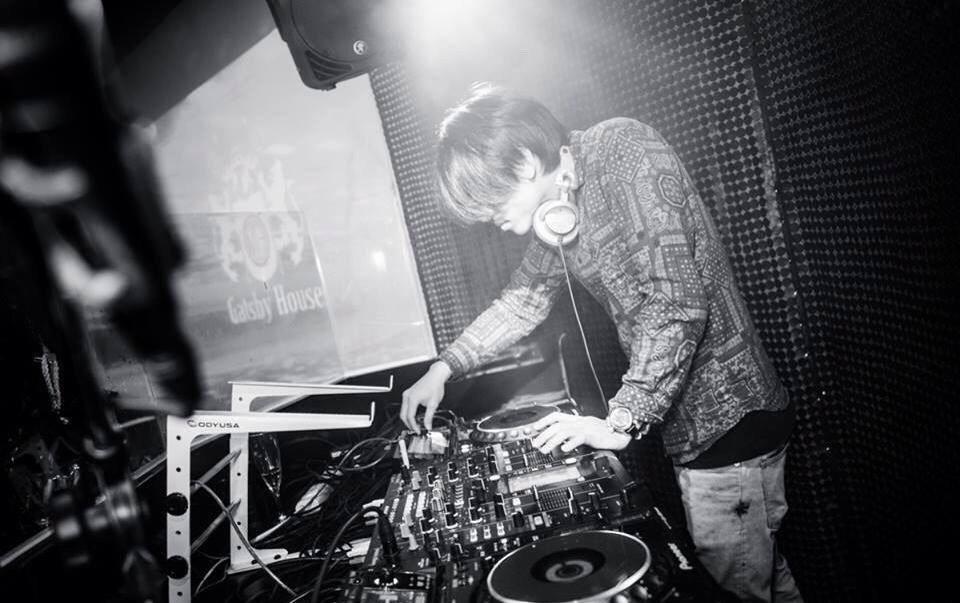 Gatsby House DJ