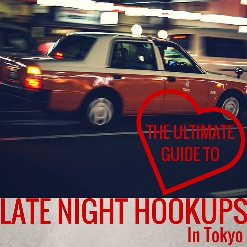 Hookup in japan as a foreign woman
