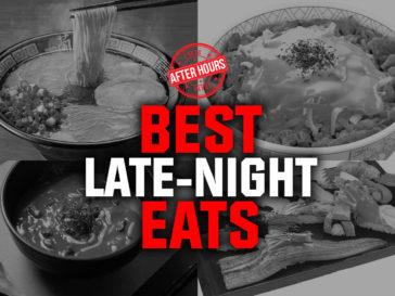 When sensoji closes asakusa nightlife tokyo night owl for Late night restaurants